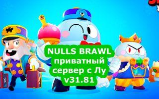 Null'S Brawl с Лу скачать 31.81