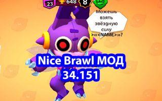 Nice Brawl МОД — 35.139 скачать последнюю версию