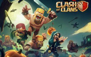 Скачать обновление Clash of Clans v9.434.26 2018