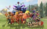 Играть в Clash of Clans онлайн бесплатно
