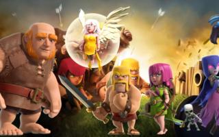 Скачать обновление clash of clans 9.105.11 на андроид