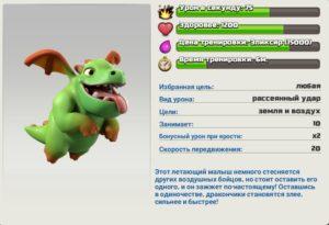 описание дракончика
