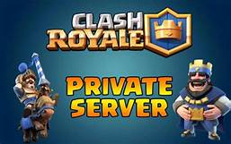 Приватный сервер Clash Royal